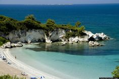 Kalami Beach, Corfu, Greece | 27 Of The Best Places In The World To Swim