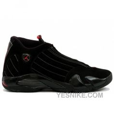 new styles 5abe3 b7db6 2013 new air jordan shoes arrived! Air Jordan 14 XIV Retro Shoes - Black Red