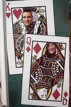 fotowand casino