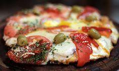 Pizza en el cuarto | Dixit | Guia Oleo - Restaurantes de Buenos Aires