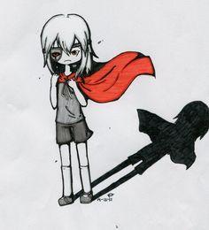 Inazuma Eleven Fanart-Sakuma Jirou/David Samford. I hate dat shadow...