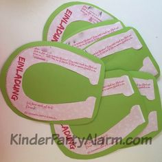 Horses kids birthday ideas With these horse children& birthday ideas, the children& party alarm is guaranteed to b 4th Birthday, Birthday Ideas, Childrens Party, Birthday Invitations, More Fun, Diy And Crafts, Easy Diy, Birthdays, Kids