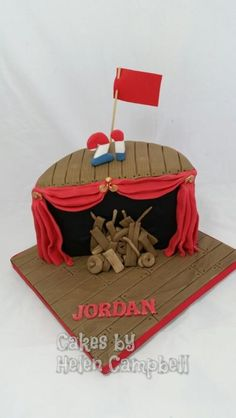 Les Miserables Cake