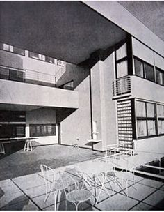Le Corbusier | Villa Stein de Monzie | Garches,France | 1927