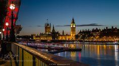 An eye on London by GiuseppeTorre