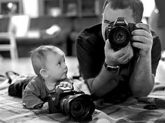There's Nothing More Touching Than The Witnessing The #Bond Between A Father & His Son  #love