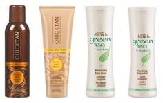 BEAUTY BESTS: SELF-TANNERS ~~                    Body Drench Quick Tan & Instant Tanners