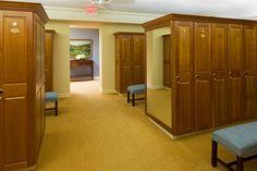 golf Club Locker Room Designs | Country Club Lockers | Lockers and ...