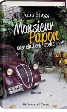 Julia Stagg - Monsieur Popon oder ein Dorf steht Kopf