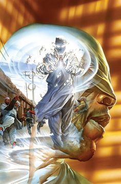 Bring The Thunder #3 by Alex Ross *