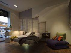 Lago furniture bed