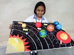 Life science solar system science project, diy science projects, science projects f Solar System Model Project, Solar System Science Project, Environmental Science Projects, Kindergarten Science Projects, Solar System Projects For Kids, Science Projects For Preschoolers, Earth Science Projects, Solar System Art, Solar System Crafts