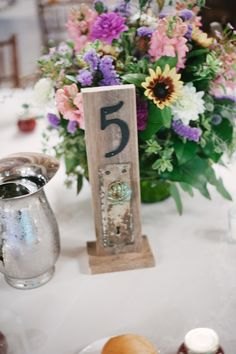 Incorporating your interests as a couple can be a fun and engaging way to make your wedding unique - Antique Lovers  [Photo by Mindy Sue Photography]