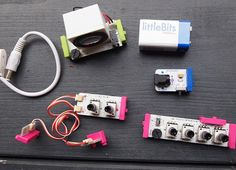 """littleBits x Korg Synth Kit For those trying to break free of an adult Lego problem or an interest in electronics that others deem odd, this analog synth kit could transform you from weirdo to """"musician"""" almost instantly. In collaboration with Korg, littleBit's modular kit lets users experiment with an almost infinite combination of audio, visual, and sensory creations. $159"""