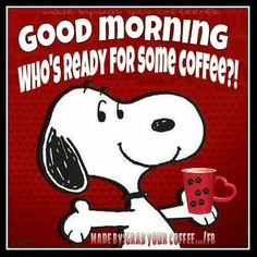 Good morning peep!