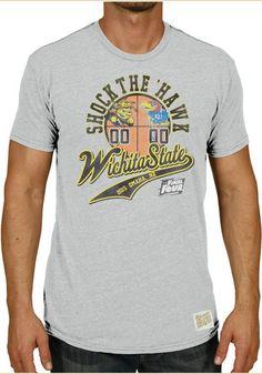 Wichita State Shockers 2015 Sweet 16 Short Sleeve Tee http://www.rallyhouse.com/shop/wichita-state-shockers-mens-short-sleeve-fashion-tshirt-grey-28810199?utm_source=pinterest&utm_medium=social&utm_campaign=Sweet16-WSUShockers $24.99