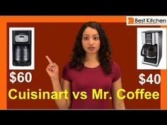 Best Coffee Maker Reviews – under $100 – Cuisinart Coffee maker vs Mr. Coffee 12 Cup | Automatic Coffee Maker