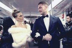 Grace Kelly e Il Principe Ranieri III di Monaco avvistati qualche giorno fa sulla M1 a Milano Shooting for: @clubbeaute  Models: @francesca_tiritiello e @essea88  #work #milano #rcfoto #m1 #photography #canon #clubbeaute #italia #love #fashion #amazing #italia #italy #milan #glamour #makeup #photoftheday #gracekelly #happy #ilovemyjob #model #models #girl #blonde #princess