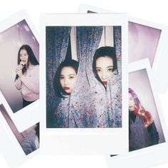 #ELLEtalk 최근 구입한 즉석 카메라로 자신의 일상을 담아낸 #선미 의 재미있는 순간들 엘르 4월호에서 다양하고 솔직한 #real #me 를 만나보세요 @miyayeah via ELLE KOREA MAGAZINE OFFICIAL INSTAGRAM - Fashion Campaigns Haute Couture Advertising Editorial Photography Magazine Cover Designs Supermodels Runway Models