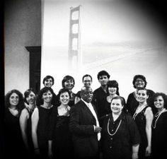 io con il Faith Gospel Choir diretto dal maestro Nehemiah H.Brown www.faithgospelchoir.it