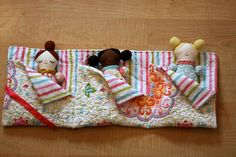 sleepover pals by sixorangesocks, via Flickr