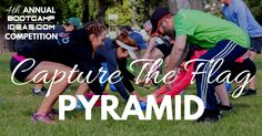 Capture The Flag Pyramid (Competition Entry)
