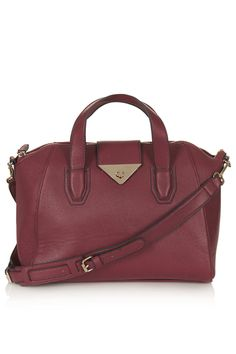 Twist Lock Winged Holdall - Bags & Wallets - Bags & Accessories - Topshop USA