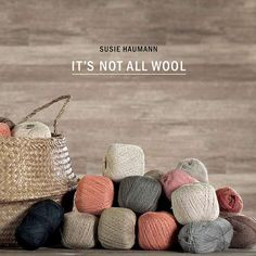 IT'S NOT ALL WOOL - Bøger