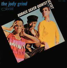 Horace Silver - The Joy Grind - Blue Note BLP 4250 w/ Woody Shaw(tp) Tyrone Washington(ts)  Horace Silver (p) Larry Ridley (b) Roger Humphries (d) | Rudy Van Gelder Studio, Englewood Cliffs, NJ, November 2, 1966