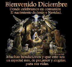 SUEÑOS DE AMOR Y MAGIA: Bienvenido Diciembre