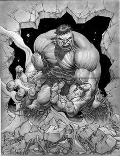 The Hulk Never loses awesomeness. He is so legendary. You suck Speedfreak.
