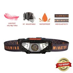 Mini LED Headlamp Flashlight,Waterproof Sport Headlight,Bright Running Head Lamp,Best for Night Jogging,Hiking,Biking,Camping,Reading,Dog Walking,Reading and Kids,Only 1.6oz/48g(NO AA Battery). For product & price info go to:  https://all4hiking.com/products/mini-led-headlamp-flashlightwaterproof-sport-headlightbright-running-head-lampbest-for-night-jogginghikingbikingcampingreadingdog-walkingreading-and-kidsonly-1-6oz-48gno-aa-battery/