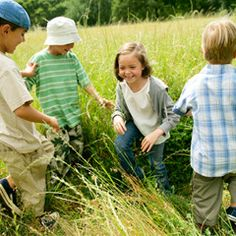10 Fun Outdoor Games for Kids