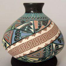 Memo Varela Mata Ortiz cerámica