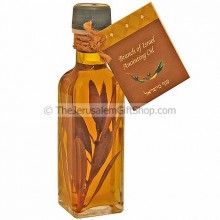 Branch of Israel Anointing oil is created with essential oils - Comfrey root, Comfrey leaves, Calendula and goldenseal steeped in extra virgin olive oil from the heart of Israel.    These healing herbs and special oils have been used for centuries to help alleviate many ailments  size: 100ml.  $21.95