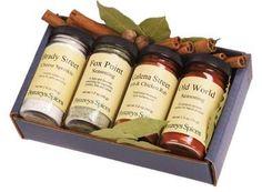 ethnic milwaukee 4 jar gift pack at penzeys