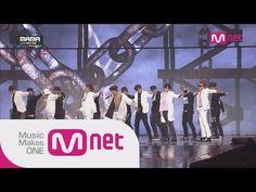 블락비(Block.B) vs. 방탄소년단(BTS) at 2014 MAMA - YouTube
