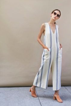 Steven Alan Spring 2017 Ready-to-Wear Fashion Show Collection Women's Summer Fashion, Love Fashion, Fashion Show, Womens Fashion, Fashion Brands, High Fashion, Style Outfits, Cool Outfits, Summer Outfits
