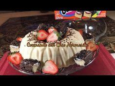 "Gelagansito, ""Gelatina rellena de Gansito"" ideal para el 10 de mayo mamá - YouTube Jello Desserts, Sweet Desserts, Dessert Recipes, Gelatin Recipes, Mini Pancakes, Looks Yummy, Deli, Mexican Food Recipes, Sweet Tooth"