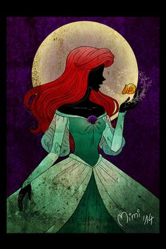 .ariel by mimiclothing (print image)