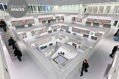 תוצאת תמונה עבור library spaces