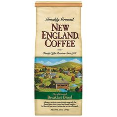 New England Breakfast Blend Coffee