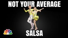 2 Amazing Salsa Dancers