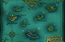 Tri island area map 2