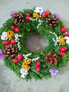 Christmas Wreaths, Floral Wreath, Holiday Decor, Home Decor, Crafting, Floral Crown, Decoration Home, Room Decor, Home Interior Design
