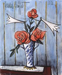 Galerie Rienzo specializes in Bernard Buffet and School of Paris