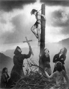 Untitled circa 1927. American nightmares: the photography of William Mortensen