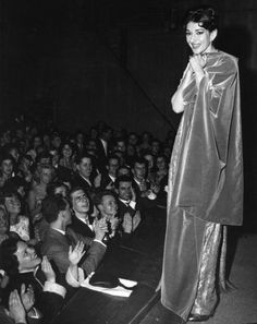 Callas is touched in Stuttgart, 1959