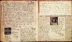 Anne Frank journals