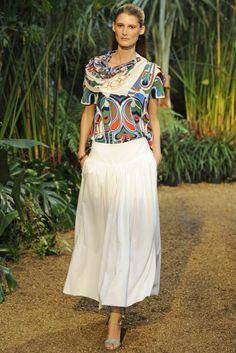 Hermès RTW Spring 2014